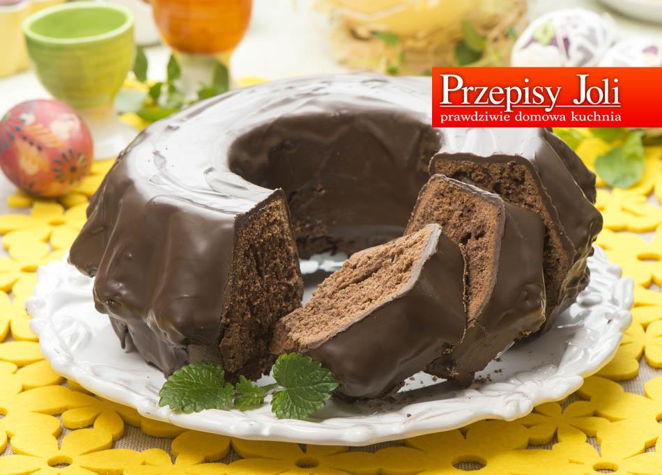 "CHOCOLATE ""BABKA"" CAKE - EASTER RECIPE"