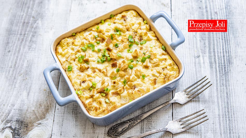 HOMEMADE EGG CASSEROLE – BEST RECIPE