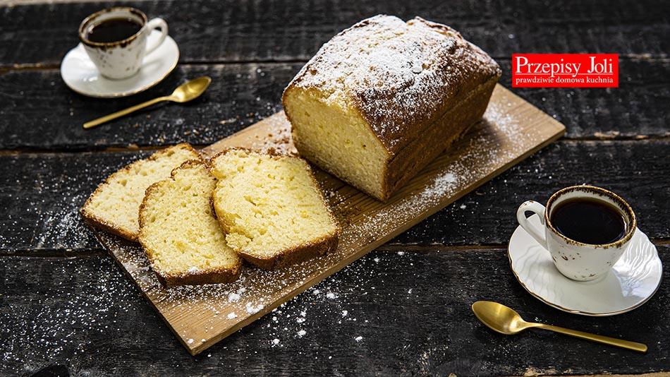 LEMON AND YOGHURT LOAF CAKE RECIPE