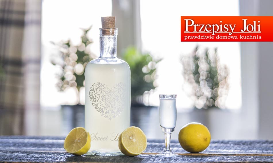 HOMEMADE LIMONCELLO – FAST RECIPE