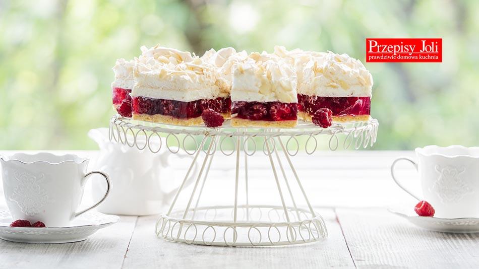 RASPBERRY CLOUD – CAKE RECIPE