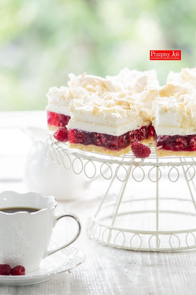 RASPBERRY CLOUD - CAKE RECIPE