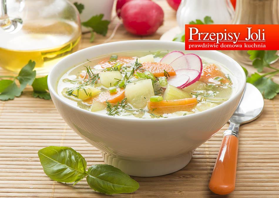 SPRING SOUP – HEALTHY RECIPE
