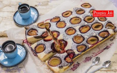 SPOTTED PLUM CAKE RECIPE
