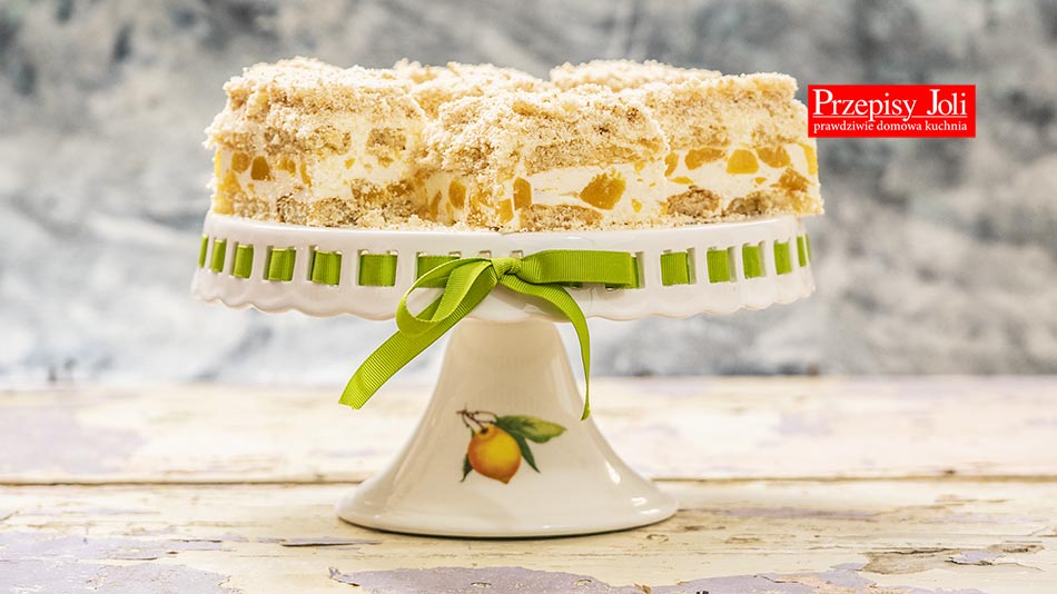 WHITE LADY – NO-BAKE CAKE RECIPE
