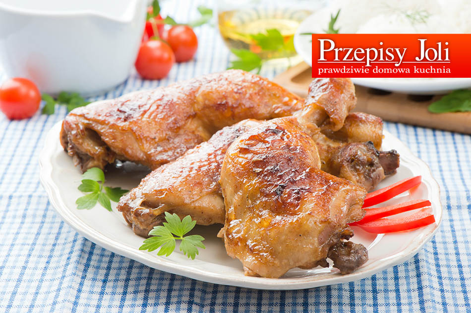 CHICKEN LEGS IN APRICOT RECIPE