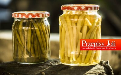 PICKLED BEANS RECIPE