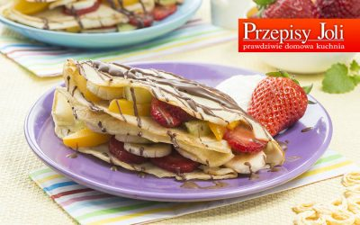 COCONUT AND FRUIT PANCAKES RECIPE