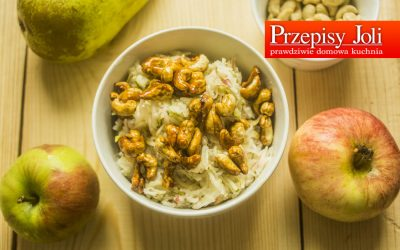 HEALTHY FRUITS AND NUTS SALAD RECIPE