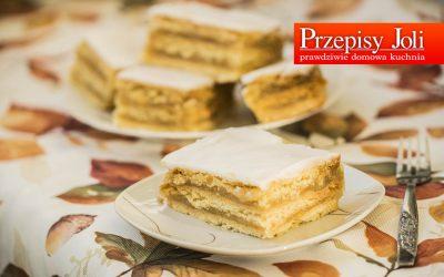 LAYERED APPLE CAKE RECIPE